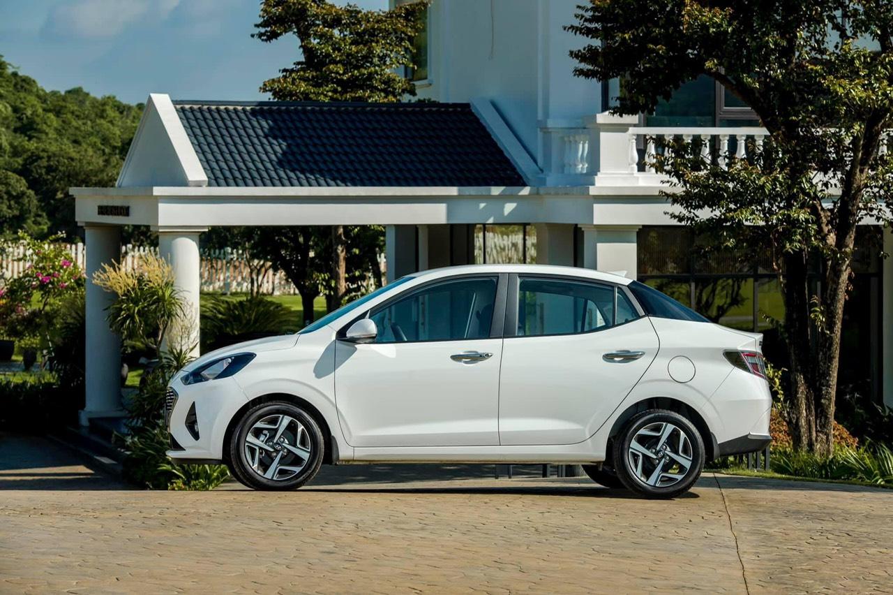 Hình Ảnh Hyundai Grand I10 2021 Chính thức ra mắt tại Việt Nam 16